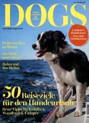 DOGS Jahresabo für 35,40€+ 30€ Amazon-Gutschein