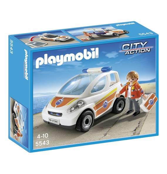Playmobil™ - Notarzt-Fahrzeug (5543) ab €8,61 [@Galeria-Kaufhof.de]