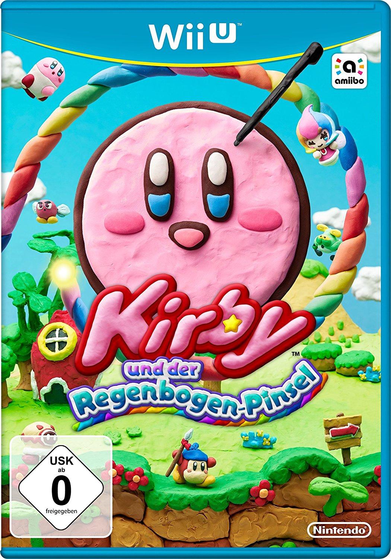 [Amazon] Kirby und der Regenbogenpinsel WiiU für 19,59€ [Prime/Buchtrick]