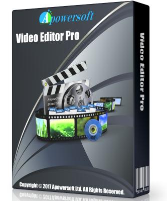 Apowersoft Video Editor - Kostenlose Lizenz @ Apowersoft.de