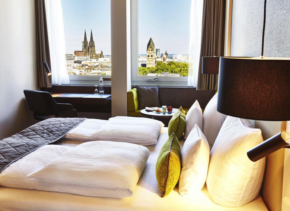 Steigenberger Luxus Hotel Köln Superior Plus DZ inkl. Frühstück und Latecheckout 119 € (104 € möglich) PVG 177 €