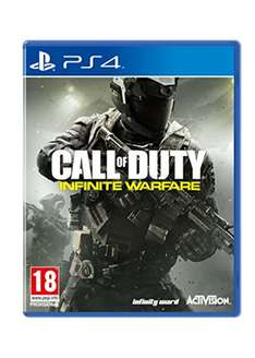 Call of Duty: Infinite Warfare (PS4) 20,58€ inkl. VSK & Call of Duty: Infinite Warfare (Xbox One) für 23,31€ inkl. VSK (Base.com)
