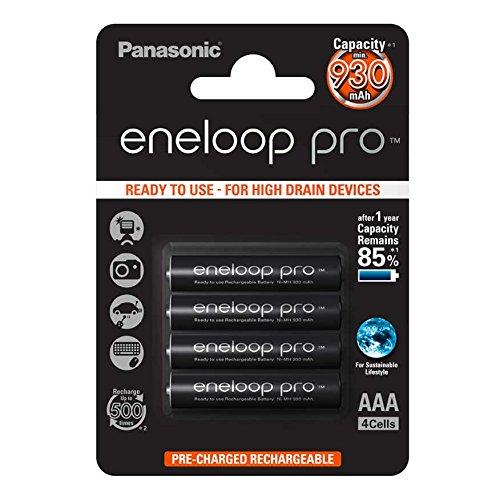 (LOKAL?) 4er Blister Panasonic eneloop pro AAA (Ni-MH, min. 930 mAh, 1.2V) @Kaufland Freilassing