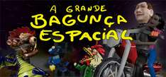 [STEAM] A grande bagunça espacial - The big space mess (5 Sammelkarten) @Giveawayhopper