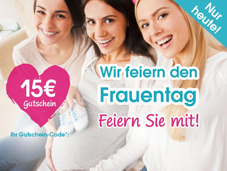 15 € Gutschein bei Babymarkt MBW 100 €