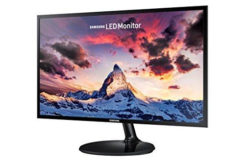 [Amazon] Samsung S27F350F 68,6 cm (27 Zoll) Monitor (VGA, HDMI, 4ms Reaktionszeit, 1920 x 1080 Pixel) schwarz + 10% Cashback von Samsung