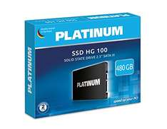 [Amazon] Platinum HG-100 - 480GB SSD