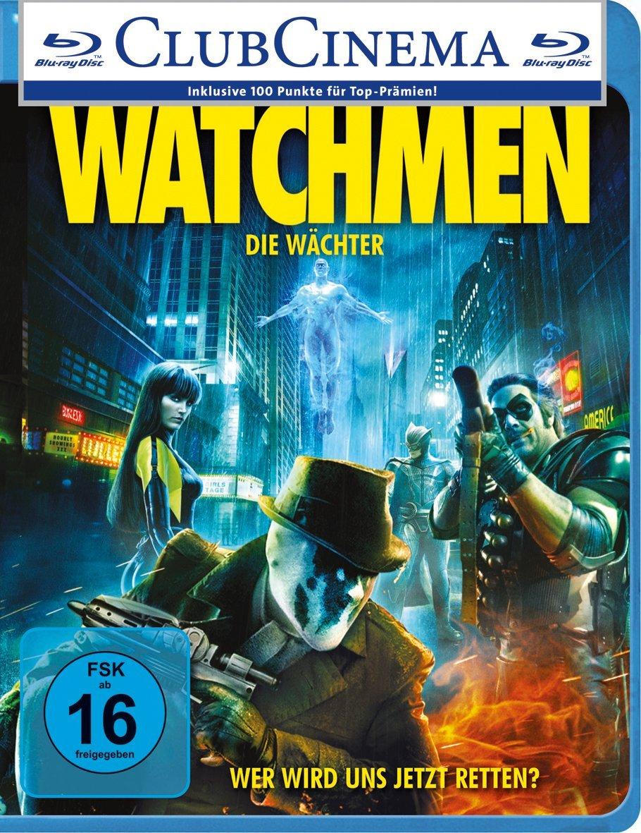 Blurays für je 5,99€ bei [Amazon Prime] - z.B. Watchmen - Die Wächter, Casino, Sleepers & Das Leben des David Gale