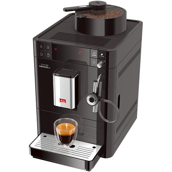 Melitta Caffeo Varianza CS Kaffeevollautomat, schwarz (2. Wahl) - direkt von Melitta