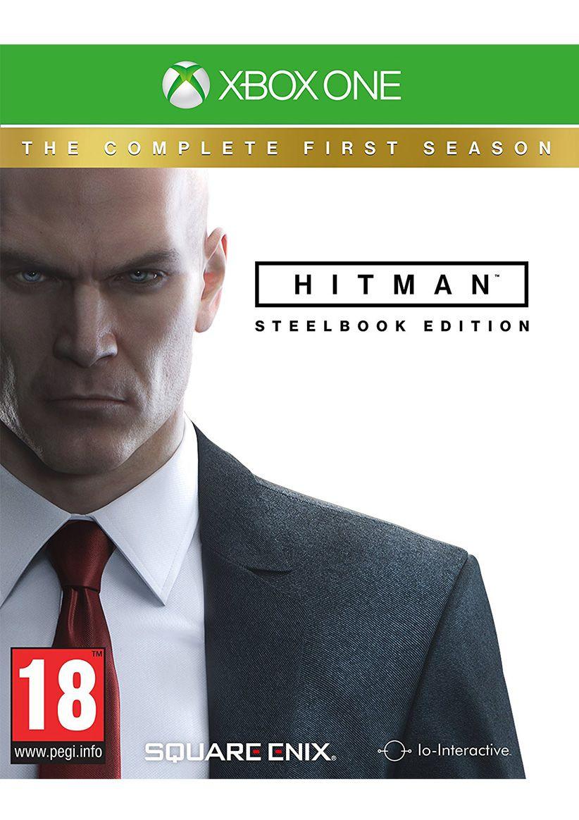 Hitman: Die Komplette erste Season - Steelbook Edition (PS4 & Xbox One) für 31,90€ inkl. VSK (Simplygames)
