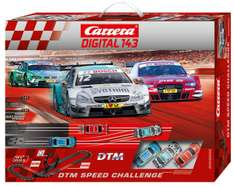 [duo-shop] Carrera Digital 143 DTM Speed Challenge für 100,05 Euro