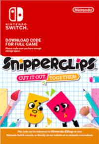 Snipperclips für die Nintendo Switch für 17,74 Euro bei cdkeys.com dank Facebook 5% Gutschein