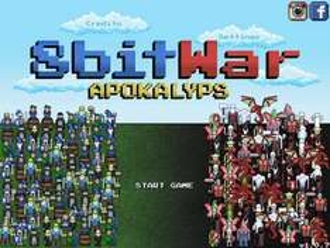 [iOS] 8bitWar: Apokalyps - kostenlos statt 2,99€