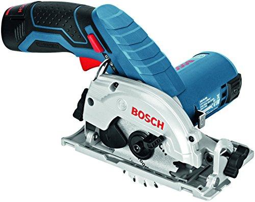 Bosch Professional GKS 10,8 V-LI Akku-Kreissäge inkl. 2 x 2,5 Ah Akku durch Coupon für 145,98€