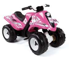 Smoby™ - Elektronisches Rallye Quad (Pink) ab €94.- [@Real.de]