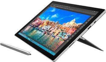 [Media Markt Elmshorn] Microsoft Surface Pro 4 M3-6Y30/4GB RAM/128GB mit Stift für 579€