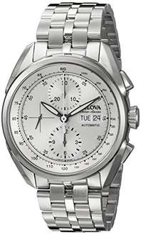 Bulova Swiss Made Automatik Chronograph (bei amazon.com)