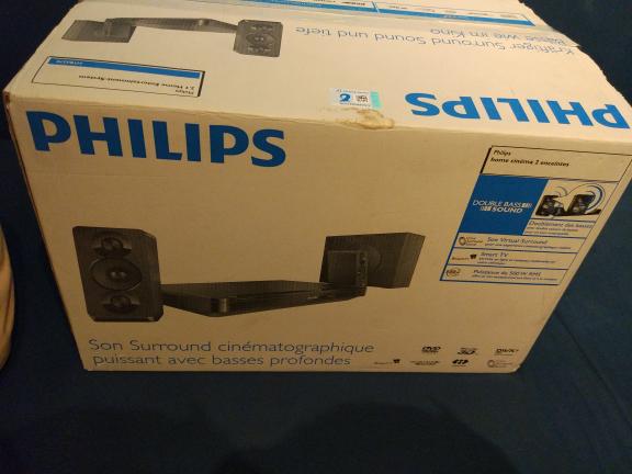 Kaufland Jena Nord Philips Heimkinosystem HTB3270