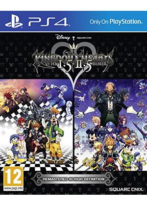 Kingdom Hearts HD 1.5 + 2.5 Remix (PS4) für 35,54€ (Base.com)
