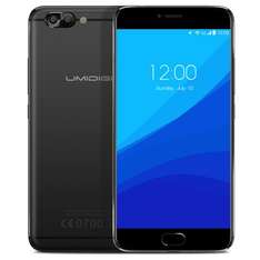 [Gearbest] Presale UMIDIGI Z Pro 4G inkl. LTE Band20, EUR 230 brutto minus 5% shoop möglich, schwarz, Stock Android 7, 5.5 inch, Helio X27 Deca Core, 4GB RAM 32GB ROM, 13.0MP Dual Sony Rear Cameras, Fingerprint Scanner