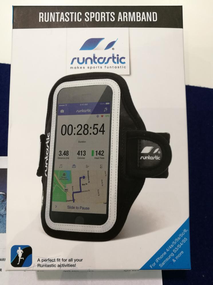 """runtastic sports armband 3.0"" - 1,99€  - Abverkauf bei o2 - offline"