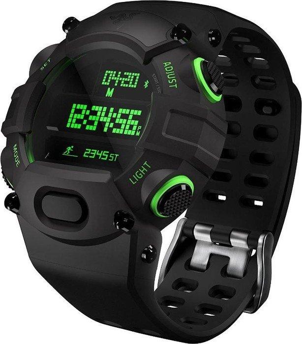 [Caseking] Razer Nabu OLED Smartwatch Aktivitäts-Tracker Android / iOS schwarz 29.99€ statt 75€