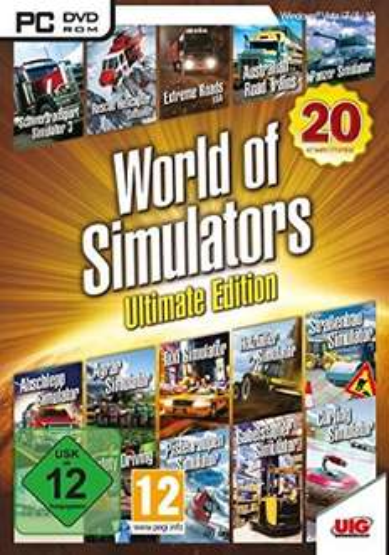 World of Simulators Ultimate Edition [Amazon]