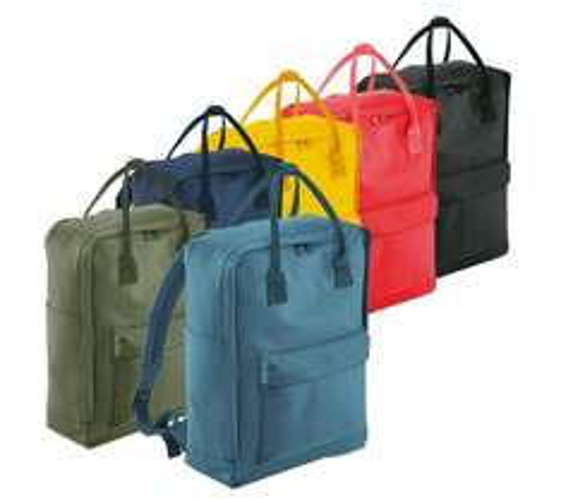 [kndirect] Rucksack/Daypack im Stile des Fjällräven Kånken in diversen Farben