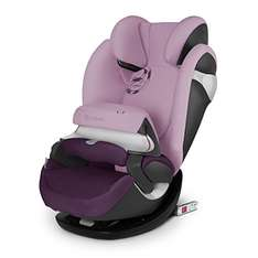 CYBEX GOLD Pallas M-fix, Autositz Gruppe 1/2/3 (9-36 kg), Kollektion 2016, Princess Pink bei Amazon