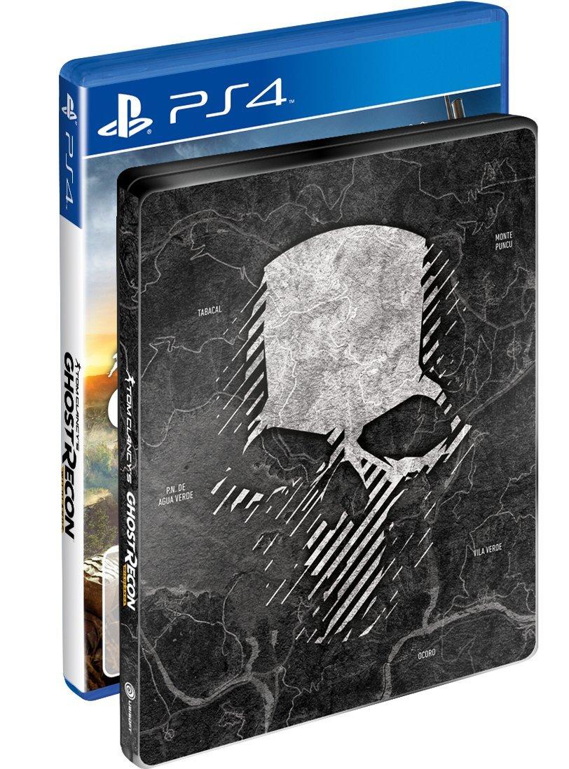 Tom Clancy's Ghost Recon: Wildlands + Steel Book (PS4/Xbox One) für 57€ (Amazon.co.uk)