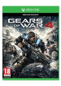 Gears of War 4 (Xbox One) für 22,11€ inkl. VSK (Base.com)