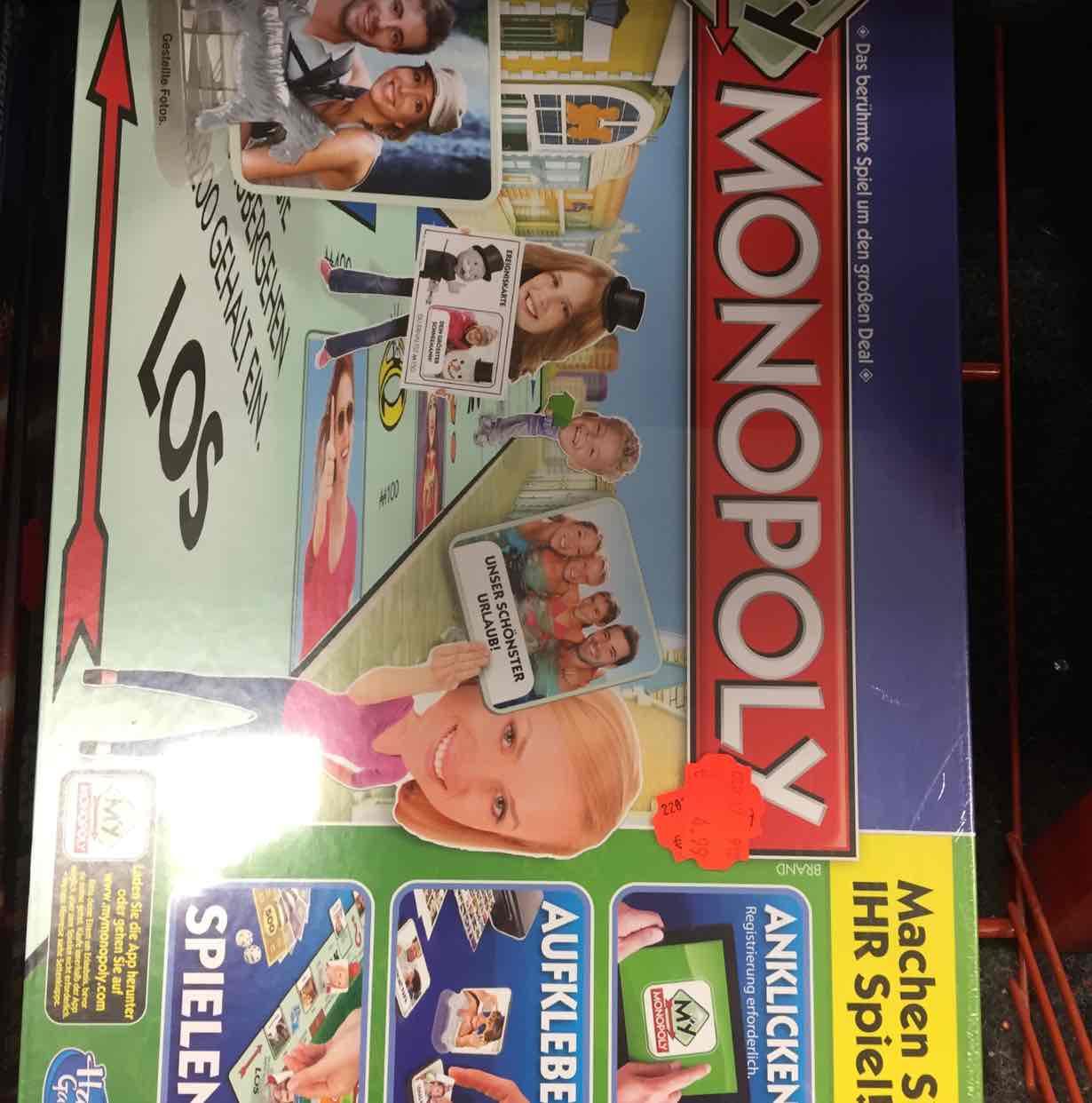 My Monopoly - Lokal Kik in Mannheim Seckenheim nur 4.99€