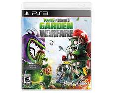 Plants VS Zombies: Garden Warfare - PS3 [Digital Code]