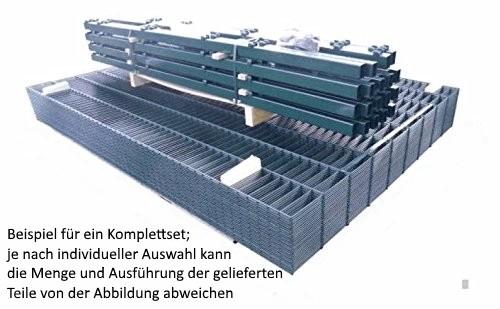 [Zaunanlagen-Profi] Stabmatten-Zäune mit bis 10% Rabatt - bspw. 40m-Zaun für 1425,65€ (Wettbewerb ab 1833€)