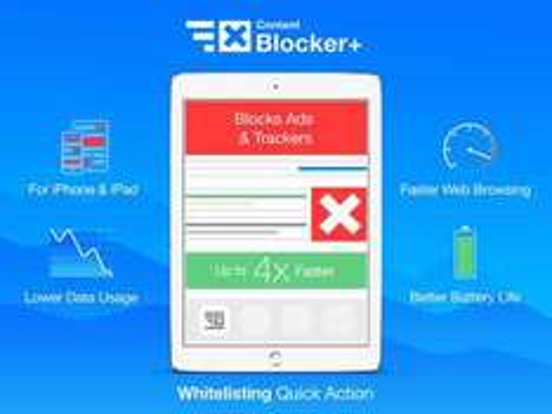 [iOS] Content Blocker+ alle Inhalte gratis statt 0,99€