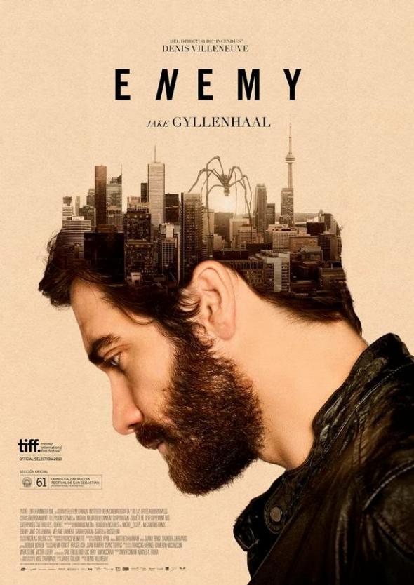 """""""Enemy"""" als Film zum Wochenende auf Spiegel Online - Psycho-Thriller mit Jake Gyllenhaal"""