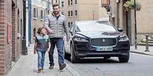 Jaguar F-Type 0,8% Leasing Faktor für Privatkunden