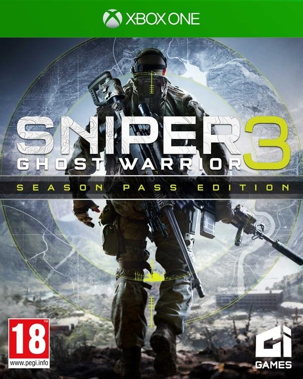 [GamesOnly.at] Sniper: Ghost Warrior 3 [Season Pass PEGI uncut Edition] (Xbox One) für 39,99€ + VSK