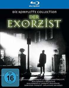 Der Exorzist - Complete Collection (Blu-Ray) für 19,93€ inkl. VSK (Alphamovies)