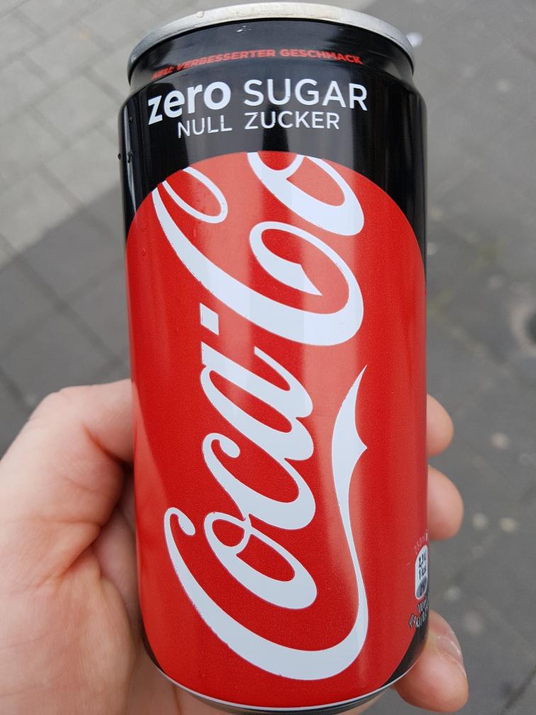 [Lokal Hannover] Coca Cola Zero 0,25 Dose gratis