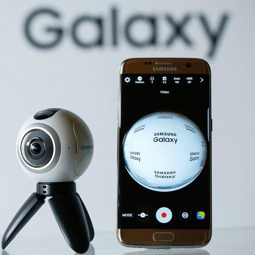 Samsung Galaxy S7 oder S7 edge + Samsung Gear 360° Kamera für 449 € / 549 €