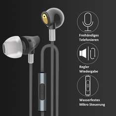 Top In Ears Rock Zircon als Amazon Blitzangebot 17% unter idealo