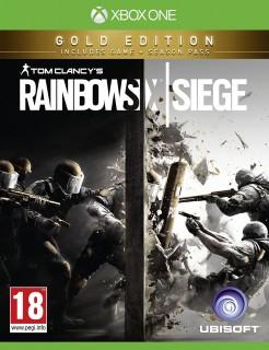 Tom Clancy's Rainbow Six: Siege (Gold Edition) (Xbox One AT-PEGI) für 22,49€ versandkostenfrei (HDGameshop)