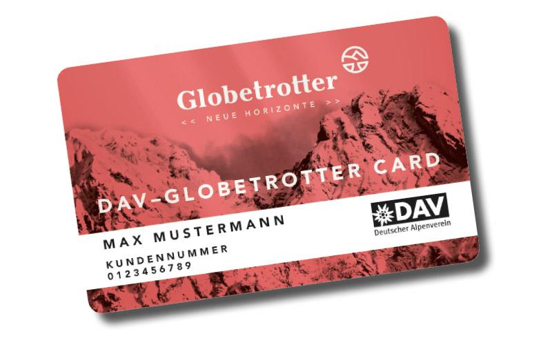 20% auf alles in Globetrotter Filialen & Online für DAV Mitglieder (mit Kundenkarte)