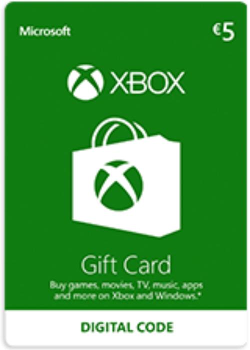 Rabatt auf XBOX (Microsoft) Guthaben 25€ für 21,45€