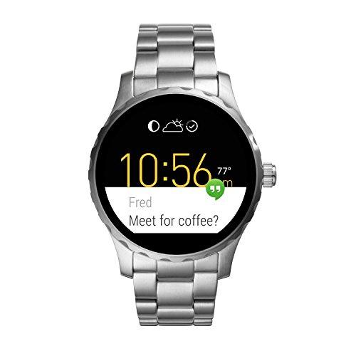 Fossil Q Marshal Herren Smartwatch FTW2109
