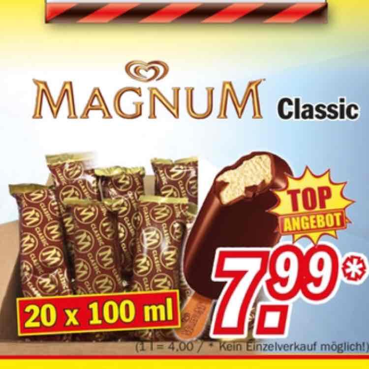 [Zimmermann] Magnum Classic 20 X 100ml für nur 7,99€