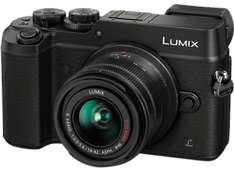 PANASONIC Lumix DMC-GX8KEG-K Systemkamera 20.3 MP, 14-42mm bei MM ebay