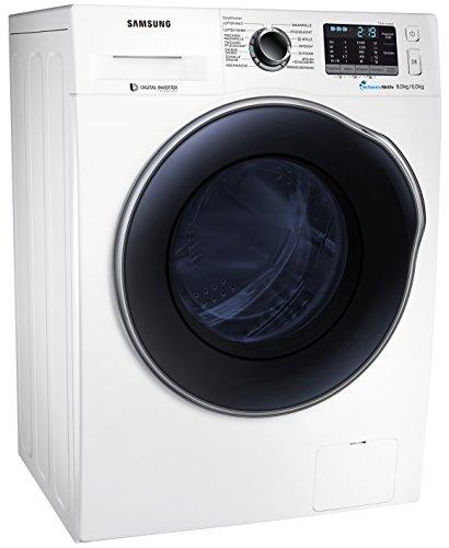 [Amazon] Samsung WD82J5400AW/EG Waschtrockner/A/1088 kWh/Jahr /1400 UpM/8 kg/17600 L/jahr/Digital Inverter Motor