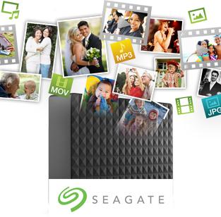 SEAGATE Expansion Desktop 5 TB Festplatte, 3.5 Zoll